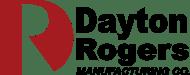 DR logo - red DR-1